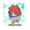 Tales of Symphonia Kratos Aurion Rubber Phone Strap