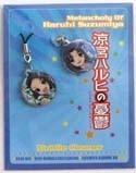 The Melancholy of Suzumiya Haruhi Ryoko and Tsuruya Phone Hang Set