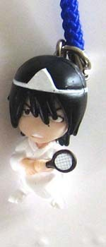 Gintama Katsura 3D Netsuke Phone Strap