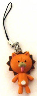 Bleach Kon SD 3D Phone Strap