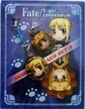 Fate Stay Night Screen Wiper Phone Strap Set