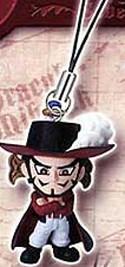 One Piece Shichibukai Mascot Phone Strap Mihawk