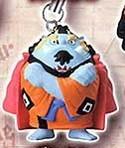 One Piece Shichibukai Mascot Phone Strap Jinbei