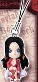 One Piece Shichibukai Mascot Phone Strap Boa Hancock