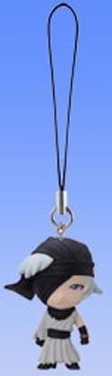 Bleach Kokutou Mascot Phone Strap