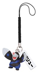 Pokemon Black and White 3D Moguryuu Phone Strap