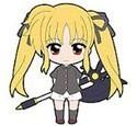 Magical Girl Lyrical Nanoha Phone Strap Fate Casual