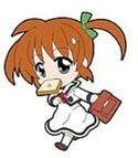 Magical Girl Lyrical Nanoha Phone Strap Nanoha Casual