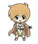 Magical Girl Lyrical Nanoha Phone Strap Yuuno