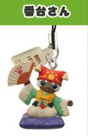 Monster Hunter Mascot Phone Strap Airu