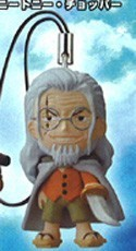 One Piece New World Rayleigh Phone Strap
