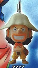 One Piece New World Ussop Phone Strap
