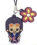 One Piece New World Rubber Phone Strap Robin