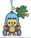 One Piece New World Rubber Phone Strap Franky