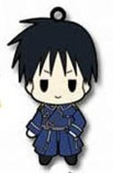 Fullmetal Alchemist Brotherhood Rubber Phone Strap Roy