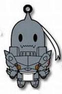 Fullmetal Alchemist Brotherhood Rubber Phone Strap Al