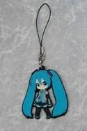 Vocaloid Hatsune Miku Rubber Phone Strap