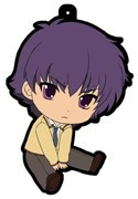 Angel Beats Rubber Phone Strap Noda