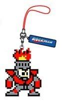 Megaman Dot Strap Vol. 2 Phone Strap Fire Man