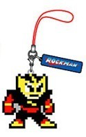 Megaman Dot Strap Vol. 2 Phone Strap Elec Man