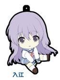 Angel Beats Rubber Phone Strap Miyuki Irie