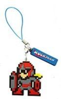 Megaman Dot Strap Vol. 1 Phone Strap Protoman