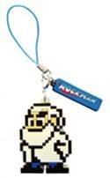 Megaman Dot Strap Vol. 1 Phone Strap Dr. Light