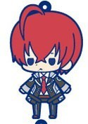Starry Sky Rubber Phone Strap Yoh Tomoe