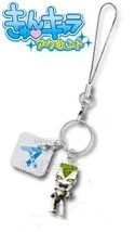 Tiger and Bunny Ichibankuji Wild Tiger Phone Strap