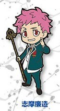 Blue Exorcist Rubber Renzo Shima Phone Strap