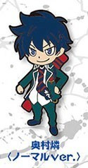Blue Exorcist Rubber Rin Okumura Phone Strap
