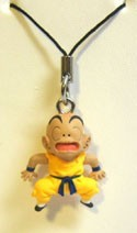 Dragonball GT Krillin Mascot Phone Strap