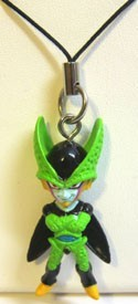Dragonball GT Cell Mascot Phone Strap