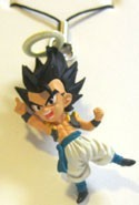 Dragonball GT Goten Mascot Phone Strap