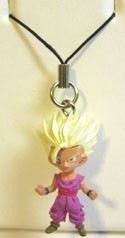 Dragonball GT Trunks Mascot Phone Strap
