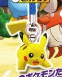 Pokemon Pikachu Gashapon Phone Strap