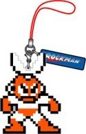 Megaman Dot Strap Vol. 2 Phone Strap Cutman