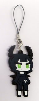 Black Rock Shooter SD Deadmaster Good Smile Phone Strap
