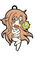 Sword Art Online Asuna Underwear Rubber Phone Strap