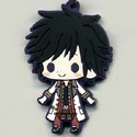 Tales of Xillia Jude Mathis Rubber Phone Strap