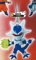 Dragonball Z Cooler Mascot Phone Strap