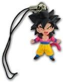 Dragonball Z Super Saiyan 4 Goku UDM 4 Phone Strap