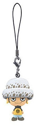 One Piece Trafalgar Prize Mascot Phone Strap