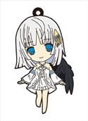 Shining Ark Panis Angelicus Rubber Phone Strap