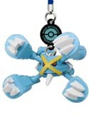 Pokemon Mega Metagross Mascot Phone Strap