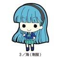 Magic Knights Rayearth Umi School Uniform Ver. Rubber Phone Strap