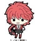 Magic Knights Rayearth Hikaru School Uniform Ver. Rubber Phone Strap