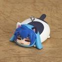 Vocaloid Kaito Cat Animal Charm Mascot Phone Strap