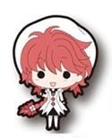 Magic Knights Rayearth Hikaru White Dress Rubber Phone Strap Mini Vol. 2