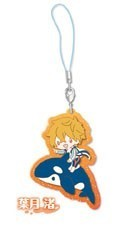 Free! - Iwatobi Swim Club Eternal Summer Nagisa Sparkly Phone Strap